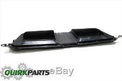 12-16 Subaru Impreza Crosstrek CRYSTAL BLACK SILICA GRILLE OEM NEW J1010FJ010V2