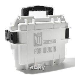 22270 Invicta Reserve 52mm JT Subaqua Sea Dragon Swiss Chronograp Bracelet Watch