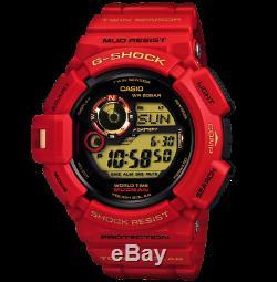 BRAND NEW CASIO G-SHOCK G-9330A-4 MUDMAN 30th ANNIVERSARY SOLAR LIMITED GENUINE