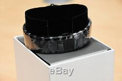 Brand New Armani Mens Ceramic Chronograph Watch Ar1451 Gents Black Dial Rrp £499