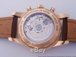 Brand New Breitling RB0152 18k Rose Gold 42mm Chronograph Watch Box Papers