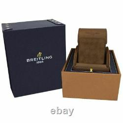 Brand New Breitling Transocean Chronograph Men's Watch AB015212/BF26-743P
