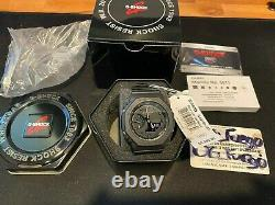 Brand New Casio G-Shock GA-2100-1A1 Black Casio Oak