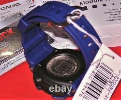 Brand New Casio G-shock G-9300nv-2 Mudman Navy Tough Solar Limited 100% Genuine