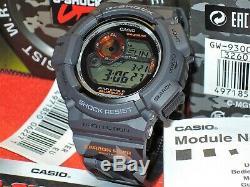 Brand New Casio G-shock Gw-9300cm-1 Mudman Camouflage Carbon Solar Limited