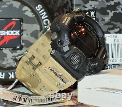 Brand New Casio G-shock Gw-9400dcj-1 Rangeman Desert Camouflage Solar Limited