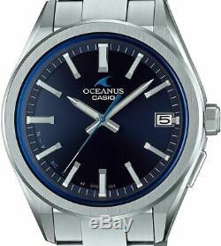 Brand-New Casio OCEANUS OCW-T200S-1AJF Men's Solar Power Watch JDM from Japan