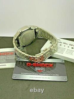 Brand New Custom Casio G-shock Watch Ga2100 Casioak Ap Royal Oak Freeshipping