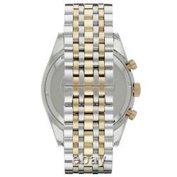 Brand New Emporio Armani AR6088 Mens Tazio Chronograph Watch