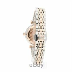 Brand New Genuine Emporio Armani Ar11092 Gianni T-bar 32mm Ladies Watch Uk