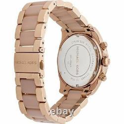 Brand New Genuine Michael Kors Ladies Watch Mk5943 Rose Blair Bnib Uk