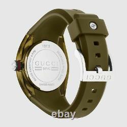 Brand New Gucci YA137106 Sync XXL Watch KHAKI