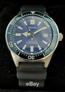 Brand New Seiko Prospex Diver SPB053 Reedition 62MAS Automatic 200m Diver