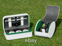 Brand New Tag Heuer Connected Golf Edition Sbg8a82. Eb0206