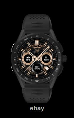 Brand New Tag Heuer Connected Smart Watch Sbg8a80. Bt6221