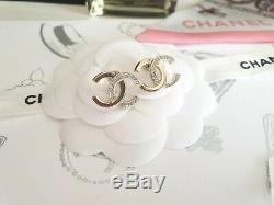 Brand new Chanel Classic CC Earring stud
