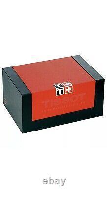 Brand new TISSOT SEASTAR1000 CHRONOGRAPH rubber band MENS WATCH T120.417.051.00