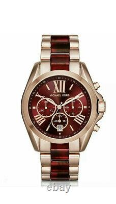 Brand new with tags authentic Michael Kors watch MK6270 worldwide shipping
