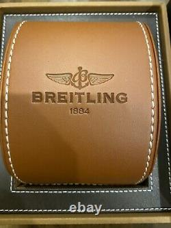 Breitling Aeromarine Superocean 44 Red Hand Mens Watch A17391 Brand New With Box