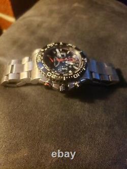 Bulova Precisionist 2 Men's Watch just refurbished new band looks brand new