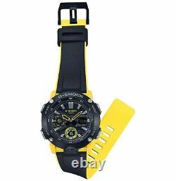 Casio G-Shock Carbon Core Guard Analog Digital Watch GA2000-1A9