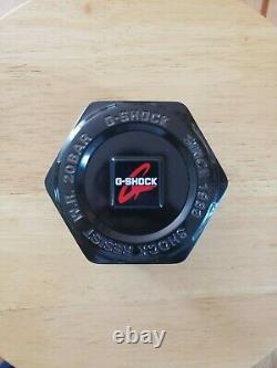 Casio G-Shock GA-2100-1A1 CasiOak USA All Black Men's Watch BRAND NEW IN HAND