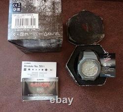 Casio G-Shock GA-2110ET-8A CasiOak Brand New Rare (UPS Express Worldwide)