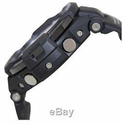 Casio G-Shock Men's G-Aviation Twin Sensor Black 52mm Watch GA1000-1A