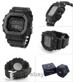 Casio G-shock, Gx56bb-1 Gx-56bb-1, Solar, Mud Resistant, All Matte Black, Rare