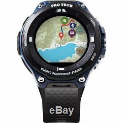 Casio Men's Pro Trek Outdoor GPS Resin Sports Watch WSD-F20A-BUAAU BRAND NEW
