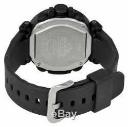 Casio Pro Trek Men's Solar Triple Sensor Black Resin 51.5mm Watch PRG-600Y-1