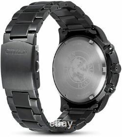Citizen Eco-Drive Men's Chronograph Watch CA0695-84E NEW