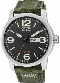 Citizen Eco-Drive Men's Watch BM8470-11E NEW