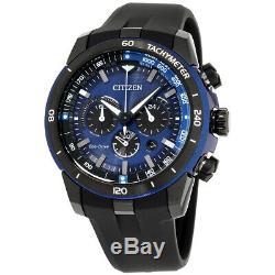Citizen Ecosphere Eco-Drive Movement Blue Dial Men's Watch CA4155-12L