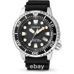 Citizen Promaster Diver Men's Eco Drive Watch BN0150-10E NEW