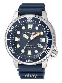 Citizen Promaster Diver Men's Eco Drive Watch BN0151-17L NEW
