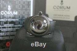 Corum Bubble 47 Disconnected L405/03346 Brand New Calibre CO45 Quartz LED