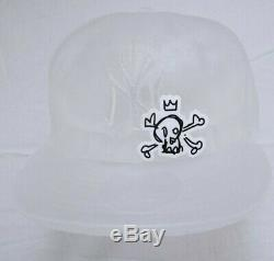 Daniel Arsham Crystal Relic 001 New York Yankees Hat Brand New 100% Authentic 50