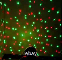 Disco DJ Stage Lighting RGB Crystal Magic Ball Effect Light DMX512 Digital LED