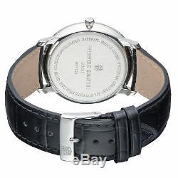 Frederique Constant Slimline Quartz Movement White Dial Men's Watch FC-245WR5S6
