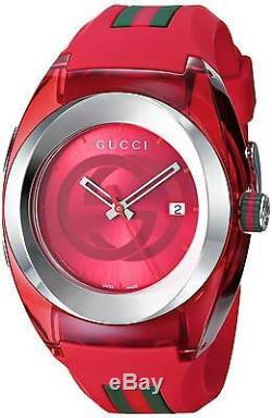 Gucci SYNC XXL YA137103 Men Watch