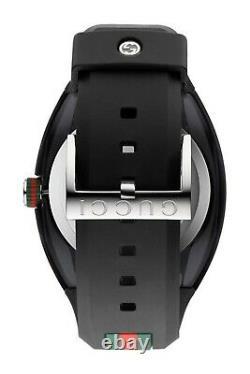 Gucci YA137101 Sync XXL Watch BLACK