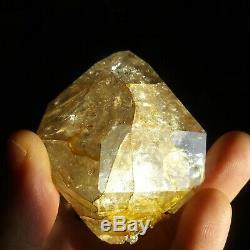 HUGE Beautiful Herkimer Diamond Crystal Rainbows Record Keepers Psychic W@W