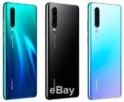 Huawei P30 128GB ELE-L29 Dual Sim (FACTORY UNLOCKED) 6.1 6GB RAM 40MP