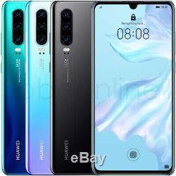 Huawei P30 128GB ELE-L29 Dual Sim (Factory Unlocked) 6.1 40MP 6GB RAM