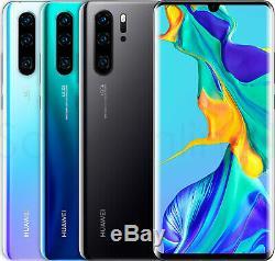 Huawei P30 Pro 256GB VOG-L29 Dual Sim (FACTORY UNLOCKED) 6.47 8GB RAM 40MP