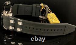 Invicta MARVEL PUNISHER SCUBA PRO DIVER Gunmetal Black Dial Men Lt Ed 48mm Watch
