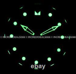 Invicta Mens PRO DIVER SCUBA Chronograph Gold Tone Black PU Strap Watch 6981
