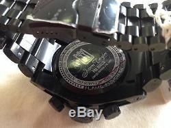 Invicta Reserve Jason Taylor Men's 53mm Chronograph Brand New