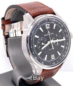 JAEGER LECOULTRE JLC POLARIS Chronograph Watch 42 mm Q9028471 BRAND NEW